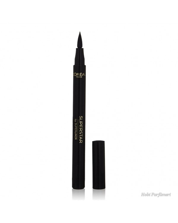 Loreal Superstar Super Liner 01 Siyah