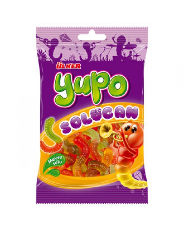 Yupo Jelly Solucan 80 G